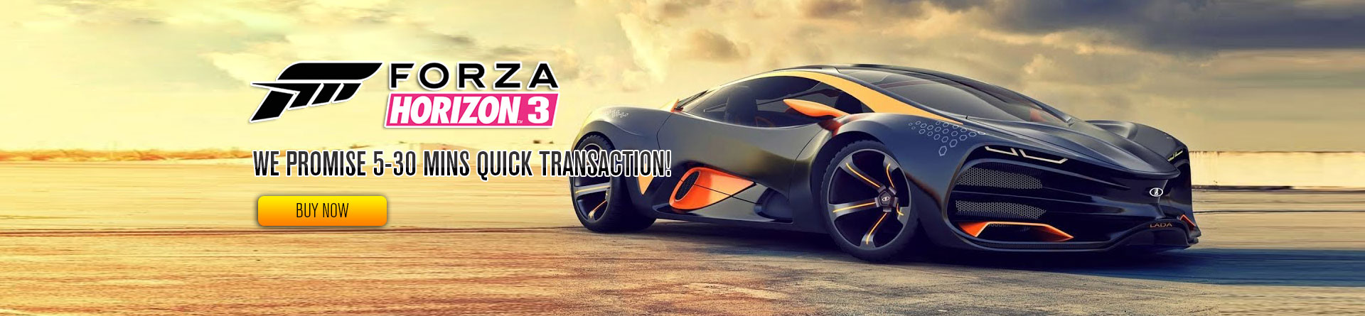 Buy Forza Horizon 3 Credits