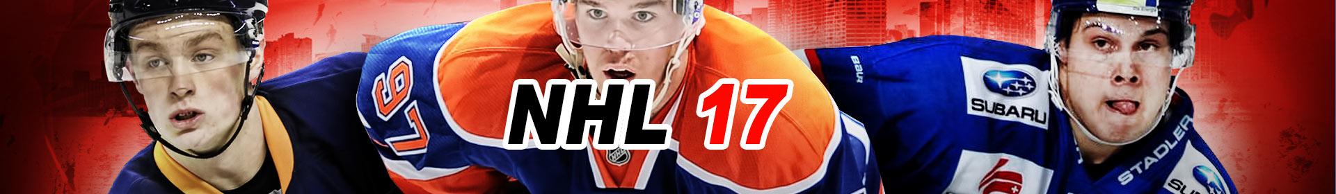 NHL 17 Coins