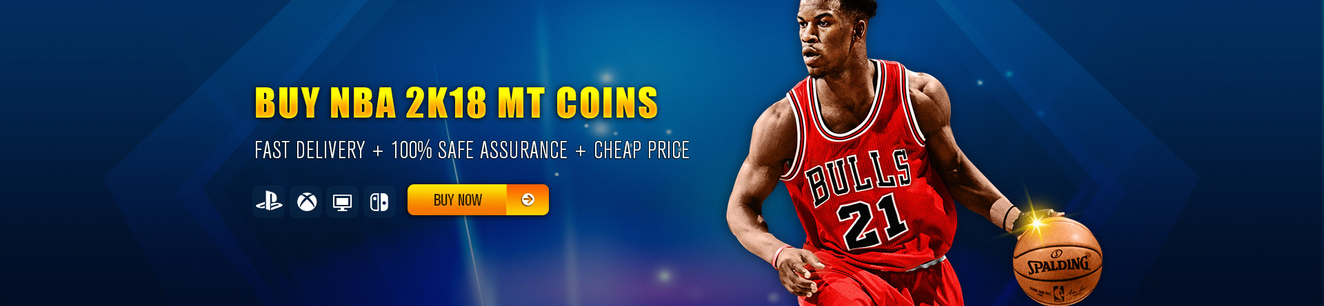 NBA 2K18 MT Coins