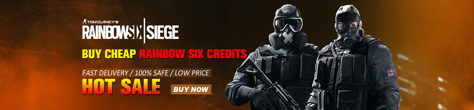 Cheap R6 Credit