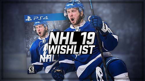 EA Sports NHL 19 Cover Athlete