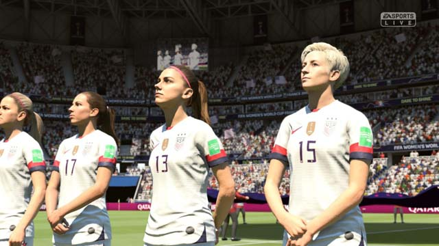 FIFA 19 Women World Cup