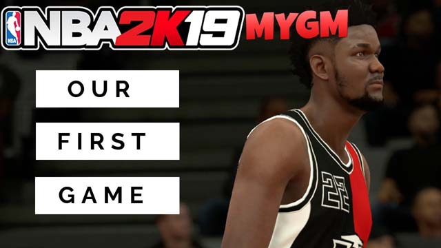 Advanced NBA 2K19 MyGM Guide for New Beginners